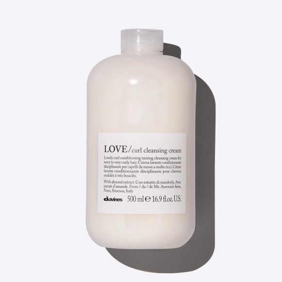 LOVE CURL CLEANSING CREMA