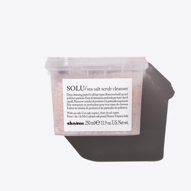 SOLU SEA SALT SCRUB