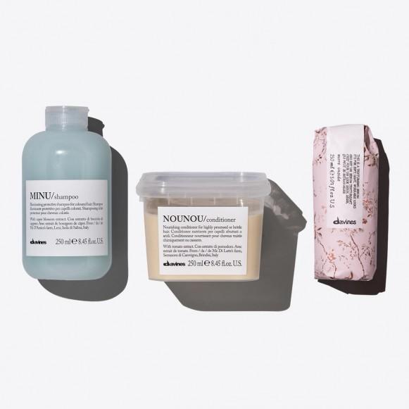 Kit de Luz para cabello sano