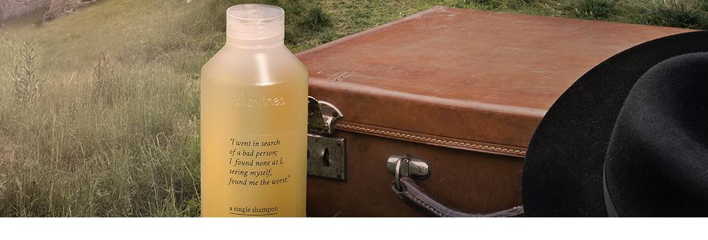 A Single Shampoo - Productos Davines A single Shampoo